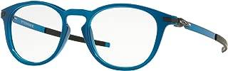 PITCHMAN R OX8105-810510 Eyeglasses TRANS AZURE 50mm