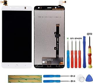 Swark - Pantalla LCD Compatible con BQ Aquaris V Plus/VS Plus (sin Marco)