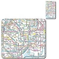 iPhone8Plus iPhone7Plus iPhone6sPlus スマホカバー ケース 嵌め込み手帳型 関東近郊鉄道路線図 JR 東武 西武 東京メトロ 都営 東急鉄道 時刻表 地下鉄 art0060 日本製