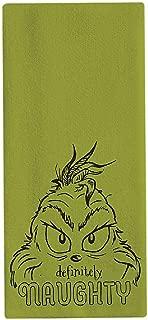 Vandor Dr. Seuss Grinch Definitely Naughty Kitchen Towel