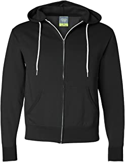 Independent Trading Co. Unisex Sherpa-Lined Hooded Sweatshirt (EXP90SHZ)