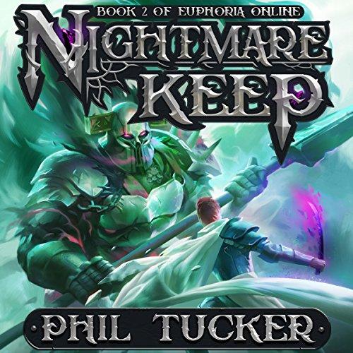 Nightmare Keep audiobook cover art