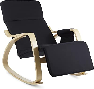 Huisen Furniture Comfy Recliner Armchair Chair Living Room