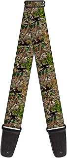 Buckle-Down 2 Inches Wide Guitar Strap - Hunting Camo (GS-W30828)