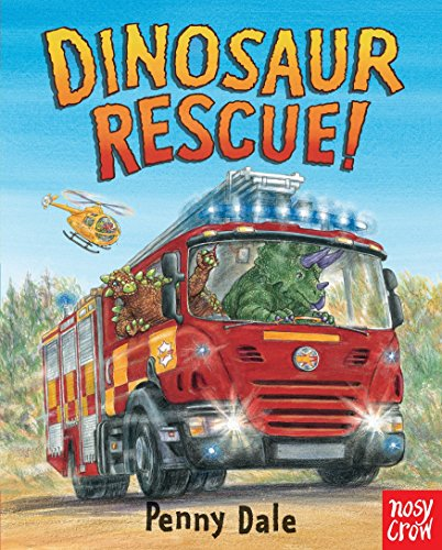 Dinosaur Rescue! (Dinosaurs on the Go)