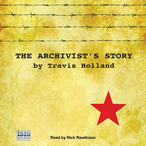 The Archivist's Story audiobook cover art