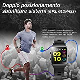 Zoom IMG-1 2019 aggiornato smartwatch gps orologio