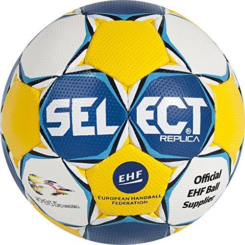 Select Ultimate Replica EC Women, 2, blau gelb weiß, 3571854640