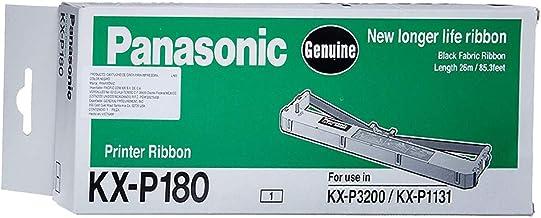 Panasonic Black Nylon Ribbon Cartridge for Panasonic KX-P3200, KX-P1131 KX-P180