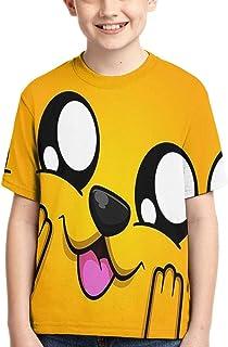 maichenxuan - Camiseta para niños con estampado 3D de Mike-Crack Smile