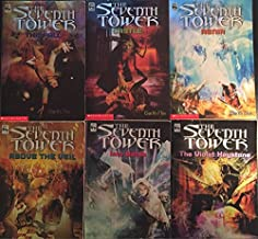 Seventh Tower, all 6 books: The Fall + Castle + Aenir + Above the Veil + Into Battle + The Violet Keystone (The)