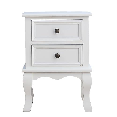 2 Drawer Bedside Cabinets Amazon Co Uk