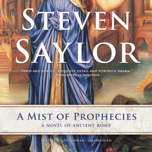 A Mist of Prophecies cover art