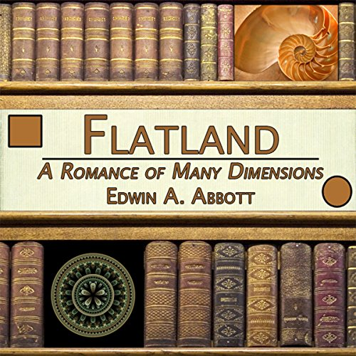 Flatland audiobook cover art