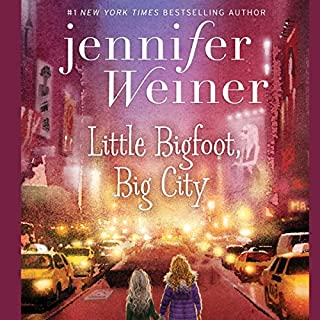Little Bigfoot, Big City     The Littlest Bigfoot, Book 2              By:                                                                                                                                 Jennifer Weiner                               Narrated by:                                                                                                                                 Keith Nobbs,                                                                                        Emma Galvin,                                                                                        Jen Ponton                      Length: 7 hrs and 42 mins     1 rating     Overall 2.0