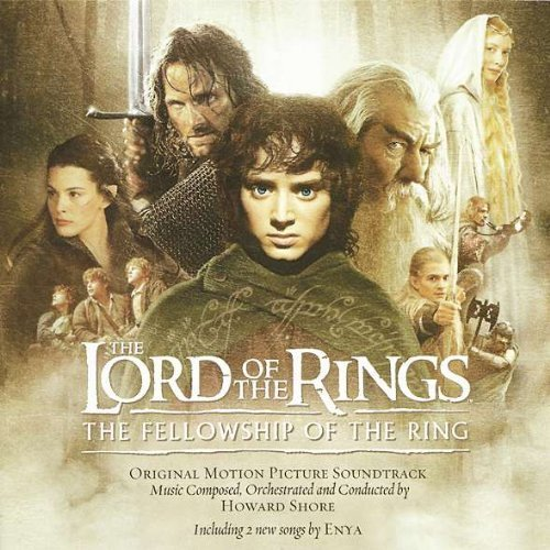 The Lord of the Rings - The Fellowship of the Ring by Lord Of The Rings Soundtrack (2001-12-03)