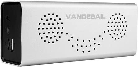 Vandesail RF BS-silver Bluetooth Speaker