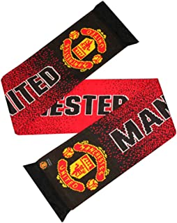 Manchester United F.C. Speckled Scarf