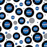GRAPHICS & MORE NASA Official Meatball Logo Premium Gift Wrap Wrapping Paper Roll