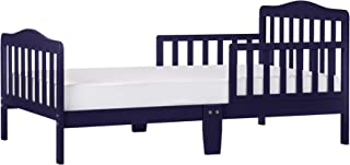 Dream On Me Classic Design Toddler Bed, Navy