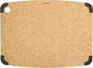 Epicurean Non-Slip Series Cutting Board, 17.5-Inch by 13-Inch, Natural/Brown (202-18130102)