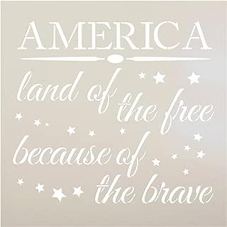free patriotic stencils