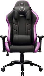 Cooler Master Caliber R2 Gaming Chair High Back Office Computer Game Chair, PU Leather Reclining Ergonomic Backrest, Headr...