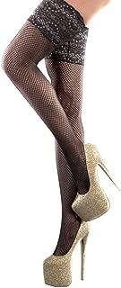 Women Sexy Thigh High Fishnet Stockings