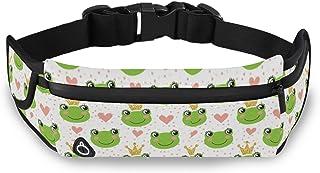 Oyihfvs Adjustable Running Belt, Fanny Pack Waist Pack,...