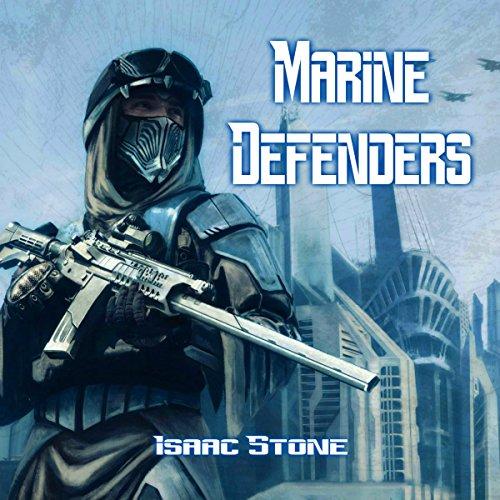 Marine Defenders audiobook cover art