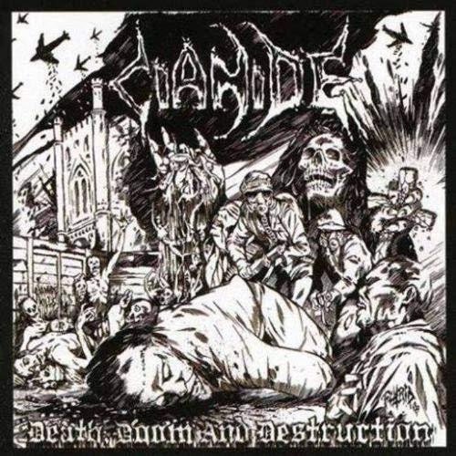 Cianide: Death, Doom and Destruction [Vinyl LP] (Vinyl)