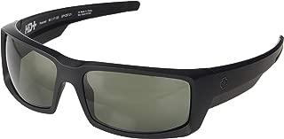 Optic Unisex General Matte Black Ansi Rx/Hd Plus Gray/Green Polar One Size