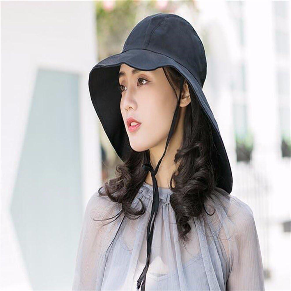 RangYR Women Hat List price Summer Fall Now free shipping Sunshade Sun Wide Foldable