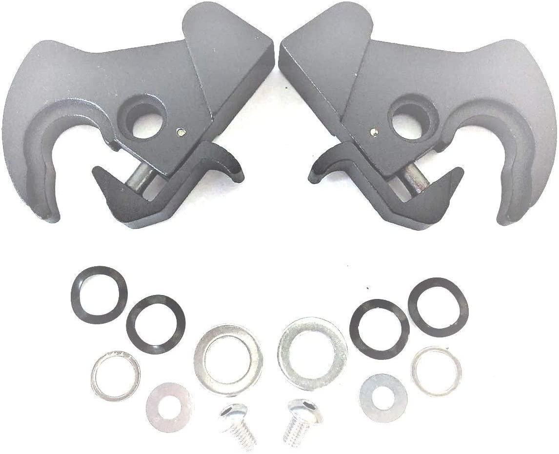 JMEI Quick Release Max 80% OFF Challenge the lowest price Mounting Docking for Latch Davidson Si Harley