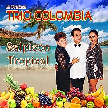 Salpicón Tropical el Original / Navidad Negra / Playa Blanca / Quiero Amanecer / La Pollera Colora / Si la Vieran