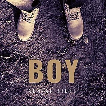 Boy by Adrian Fidel