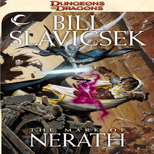 The Mark of Nerath audiobook cover art