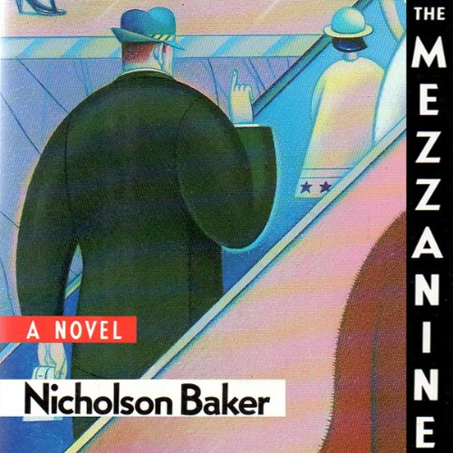 The Mezzanine audiobook cover art