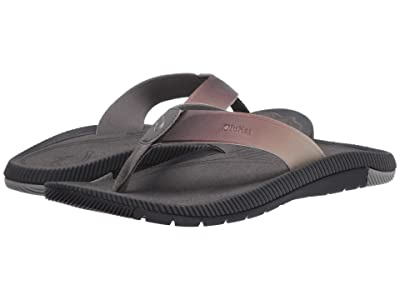 OluKai Welo (Charcoal/Charcoal) Men
