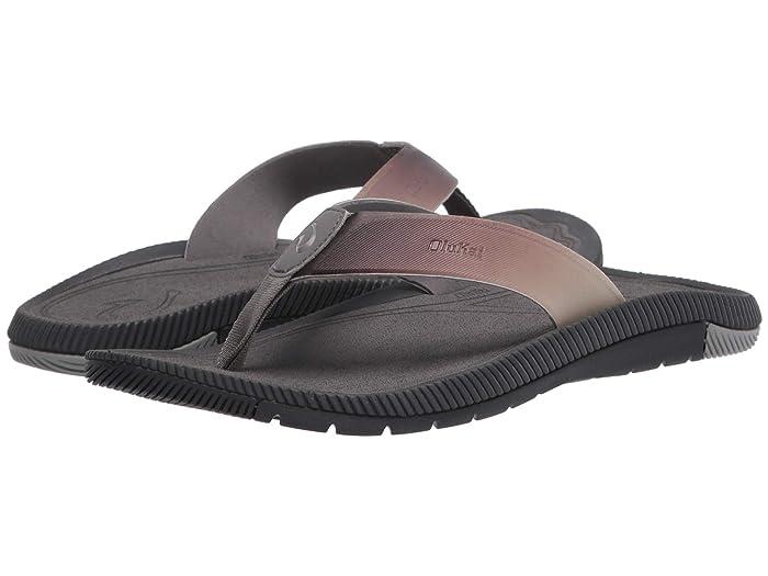 Welo  Shoes (Charcoal/Charcoal) Men's Sandals