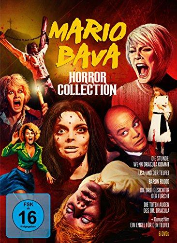 Mario Bava Horror Collection [5 DVDs]