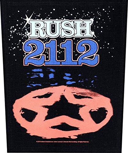 Rush 2112 - Parche para Espalda
