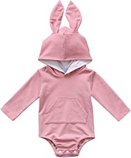 pink onesie with ears