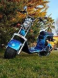 Ciclomotor Eléctrico Ruger Electric Modelo URBAN, Matriculable, Batería extraible y Alarma de serie.