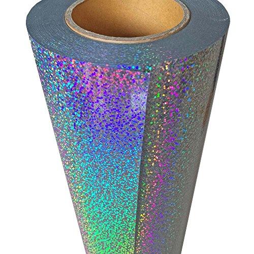 hoho Colorful tóner transferencia de calor papel holográfico Iron-on transferencia de vinilo...