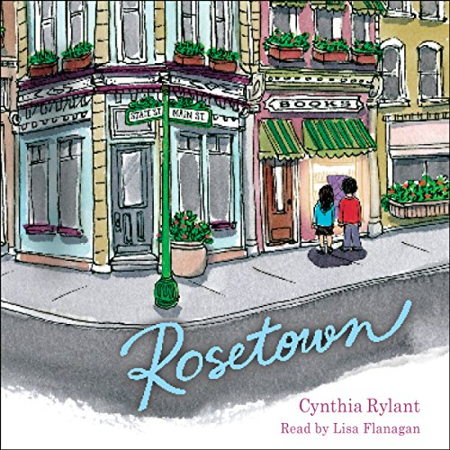 Rosetown audiobook cover art
