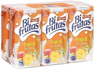 Bifrutas Zumo de Frutas Tropical - Pack de 6 x 20 cl - Total