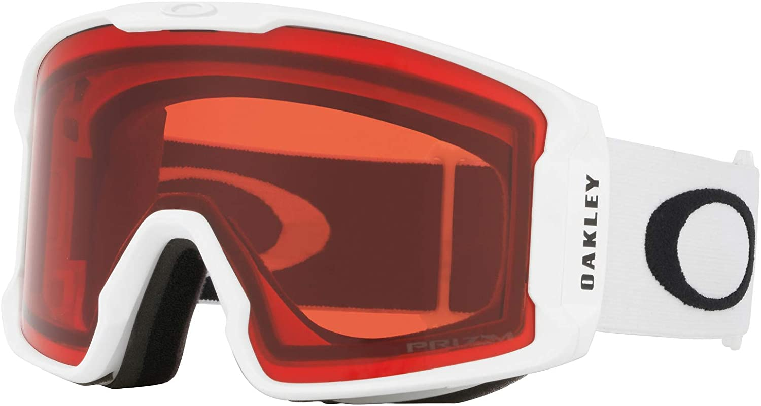 Oakley Line Miner XM New Max 76% OFF Free Shipping Factory Pilot Mid-Sized Fit Goggle Snow