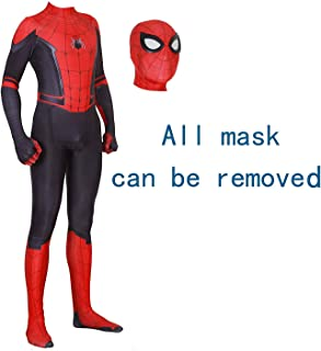 spiderman costume zentai