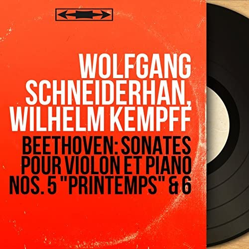 Wolfgang Schneiderhan, Wilhelm Kempff